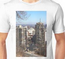 Hamilton, Ontario, Downtown Unisex T-Shirt