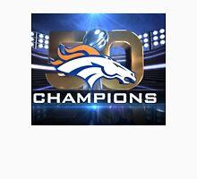 Denver Broncos Super Bowl Champions Unisex T-Shirt