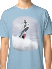 Monster wave Classic T-Shirt