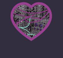 Modular Heart (Magenta) Women's Tank Top