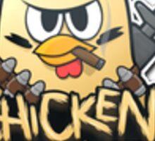 CS:GO Sticker - Chicken Strike Sticker