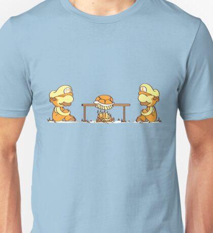 Mario & Lugi - Koopa Troopa Shell Unisex T-Shirt