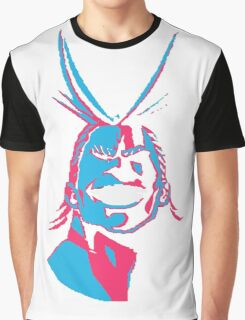 all might Graphic T-Shirt