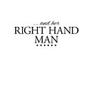 ...and her right hand man by inkgeek