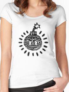 Scott Pilgrim - Sex Bob-Omb Women's Fitted Scoop T-Shirt
