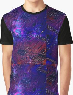 Edge Of Cyberspace Graphic T-Shirt