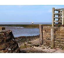 Gateway to the River Lune Photographic Print