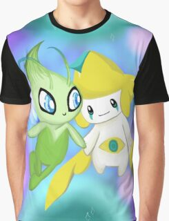 Mythical Friends  Graphic T-Shirt