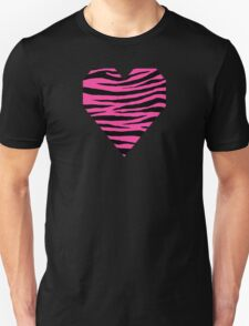 0582 Rose Bonbon Tiger Unisex T-Shirt