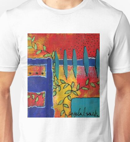 Winding Vines IV Unisex T-Shirt