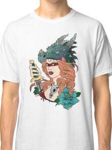 Dragon Maiden Classic T-Shirt