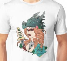 Dragon Maiden Unisex T-Shirt
