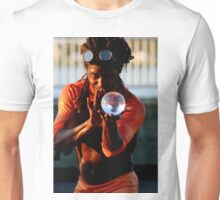 Russell Harris sees the Future Unisex T-Shirt