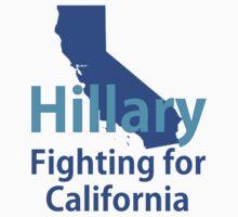 California for Hillary Baby Tee