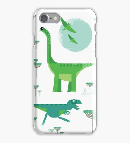 Dinos iPhone Case/Skin