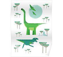 Dinos Poster