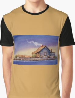 """""""IN FOR THE NIGHT"""" Graphic T-Shirt"""