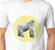 Polyart - Gorilla Unisex T-Shirt