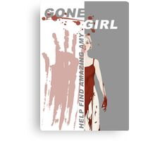 Gone Girl Canvas Print