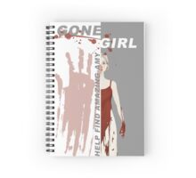 Gone Girl Spiral Notebook