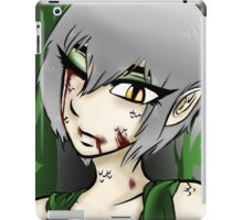 Serpent Man - With Blood iPad Case/Skin