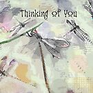 Thinking of You by Betsy  Seeton