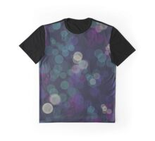 Bokeh lights pattern Graphic T-Shirt