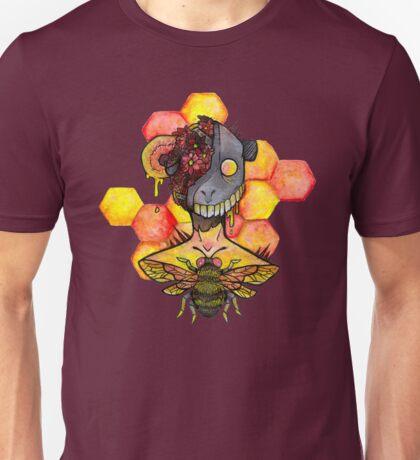 honey bee.  Unisex T-Shirt