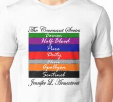 The Covenant Series Spines Unisex T-Shirt