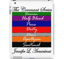 The Covenant Series Spines iPad Case/Skin