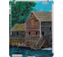 The Water Mill iPad Case/Skin