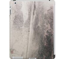 Abstract - Ink and pigments on Chinese paper iPad Case/Skin