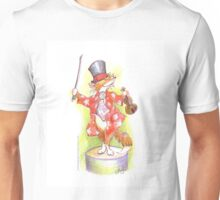 Fantastic Mr Foxy on the violin Unisex T-Shirt