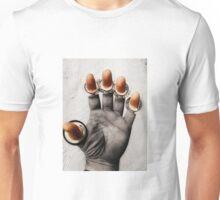 Reaching Through Unisex T-Shirt