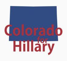 Colorado for Hillary One Piece - Short Sleeve
