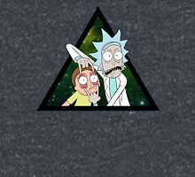 Rick and morty space v3. Classic T-Shirt