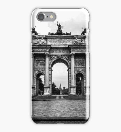 Milan Arch of Peace iPhone Case/Skin