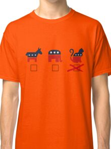 The Cat Party Classic T-Shirt