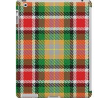Scottish tartan Alabama iPad Case/Skin