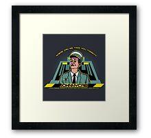 JohnnyCab Framed Print