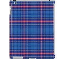 pattern Scottish tartan Army iPad Case/Skin