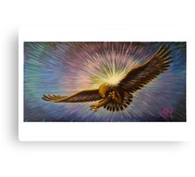 Eagle Tribute Canvas Print
