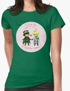 Seraph of the End - Happy Family Womens Fitted T-Shirt