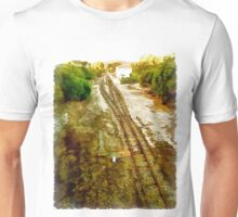 Arzachena: rail station Unisex T-Shirt