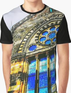 Clouds in Church Graphic T-Shirt