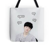 BTS Suga Tote Bag