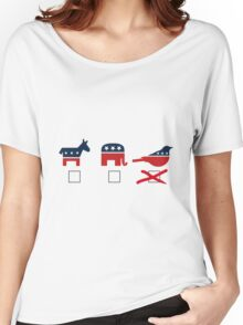 The Bird Party Women's Relaxed Fit T-Shirt