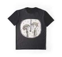 The Umbrella Graphic T-Shirt