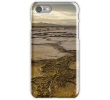 Salt lake iPhone Case/Skin