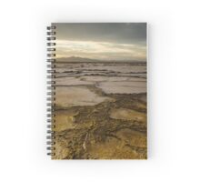 Salt lake Spiral Notebook